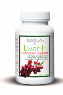 LIVER AND GLANDULAR SUPPORT