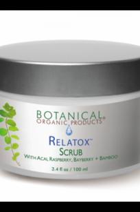 scrub antioxidant mask