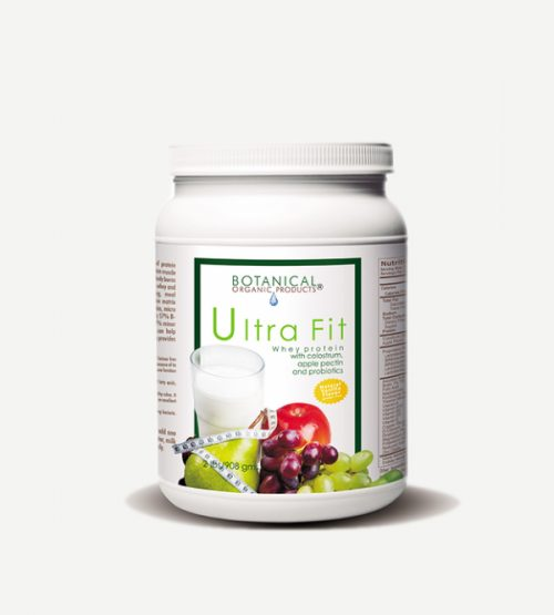 ultra fit whey protein